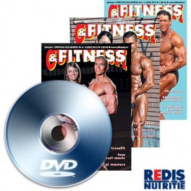 "DVD - Collection magazine ""Bodybuilding & Fitness"""