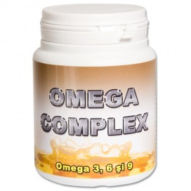 Omega 3, 6 and 9